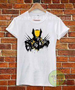 Wolverine Mutant Rage T Shirt