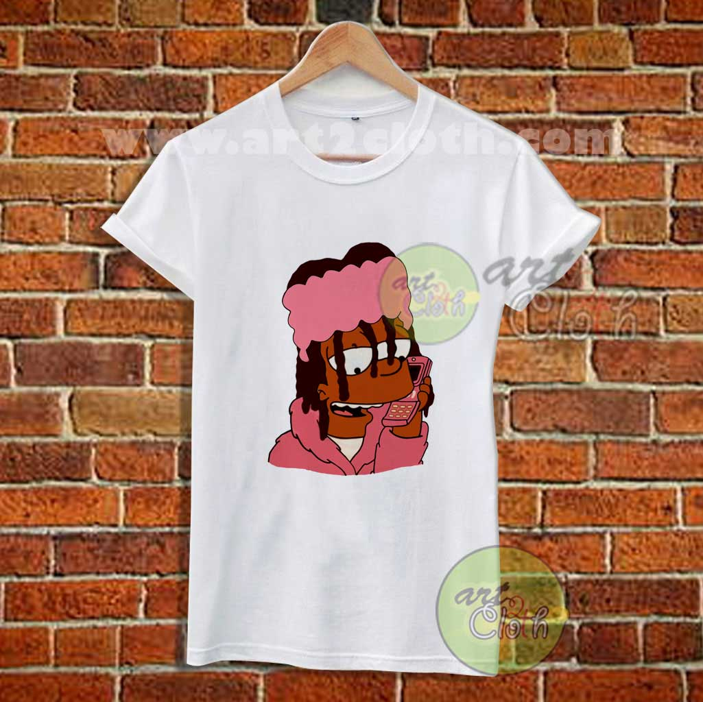 The Simpson Parody Swag T Shirt Swag T Shirt By Cheap