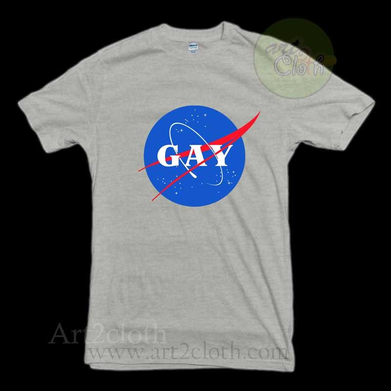 nasa gay pride t shirt quotes t shirt by cheap custom t shirts. Black Bedroom Furniture Sets. Home Design Ideas