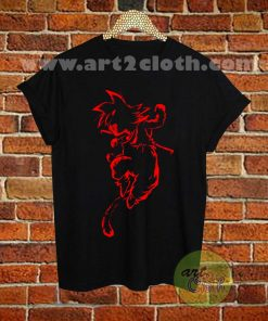 Warrior Shadow T Shirt