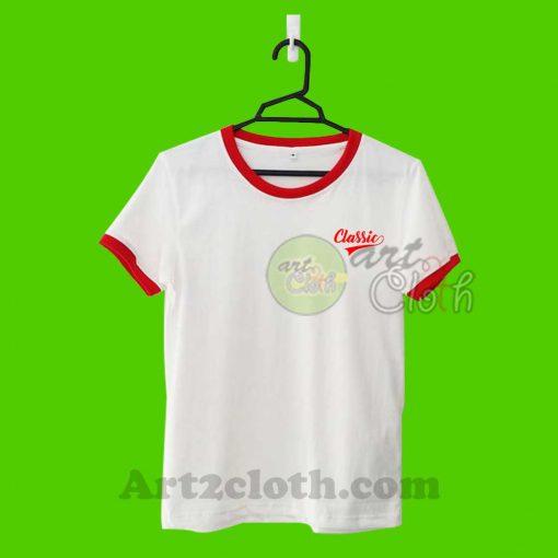 Classic Tumblr Unisex Ringer T Shirt