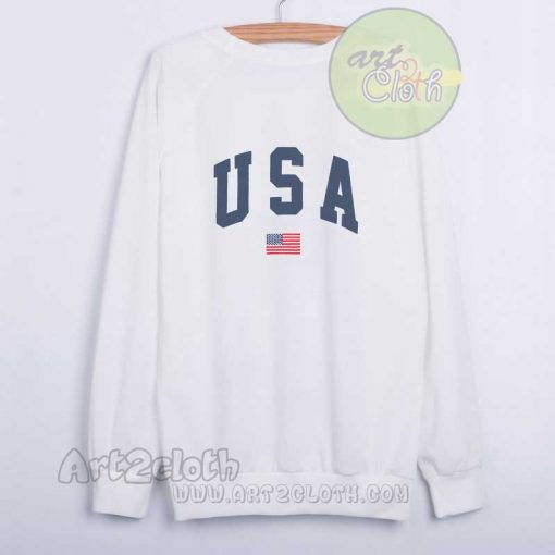 Erica USA Sweatshirts