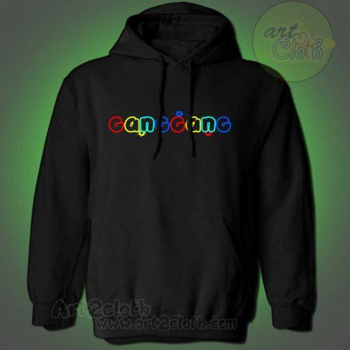 Gang Gang Rainbow Hoodie