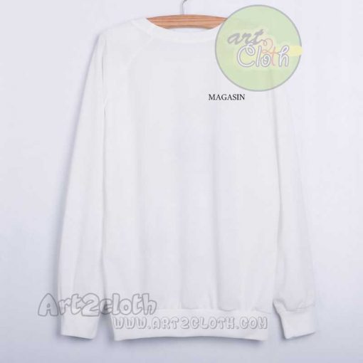 Magasin Letter Sweatshirts