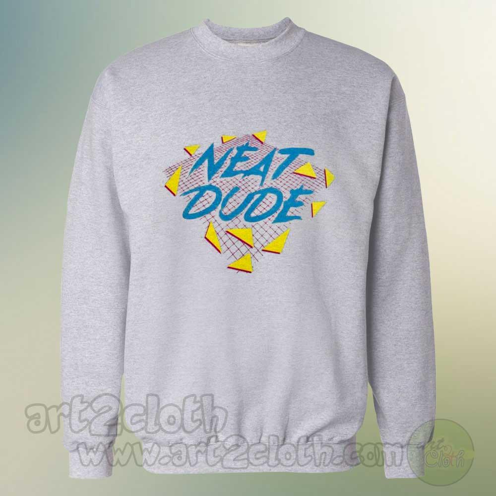 Neat Dude Abstract Sweatshirts Cheap Custom T Shirts Art2clothcom