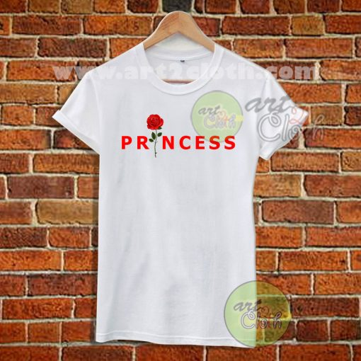 Princess Red Roses T Shirt