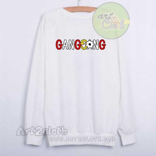 Ganggang Rainbow Sweatshirts