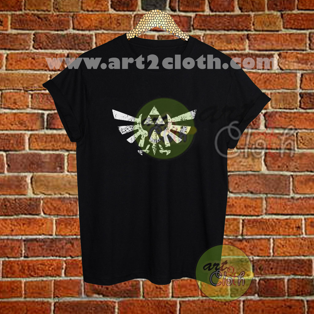 94a823246 Zelda Triforce Symbol T Shirt Size XS,S,M,L,XL,2XL,3XL - Art2cloth.com