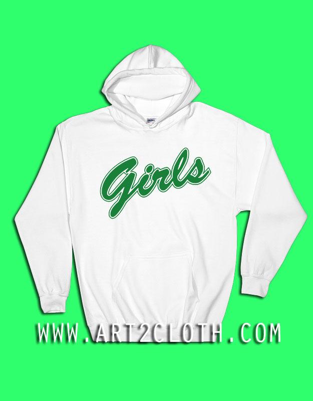Friends Tv Show Girls Green Hoodie