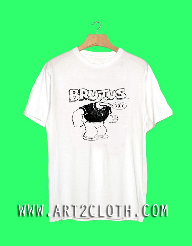 80b9184f76c2 Cheap Custom Unisex T-Shirt | Brutus x 10 Deep T-Shirt