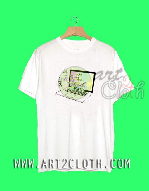 Digital Nature T-Shirt