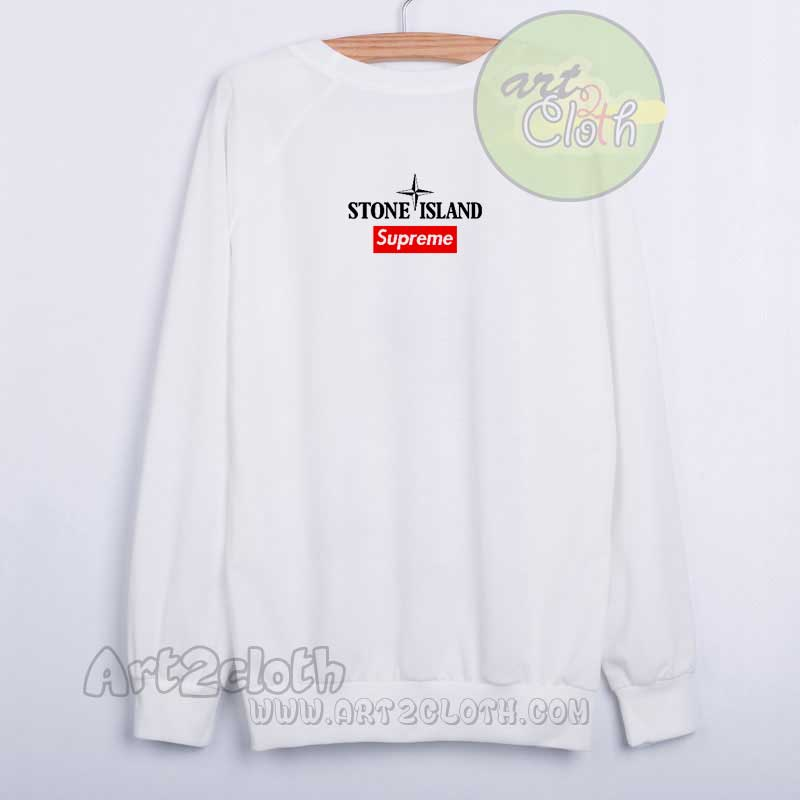 23e0eb5d22e1 The Best Stone Island x Supreme Collab Sweatshirt | Custom Sweatshirts Store