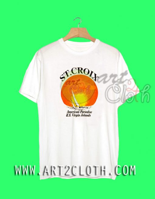 Cheap Custom Tee Erica St. Croix T Shirts
