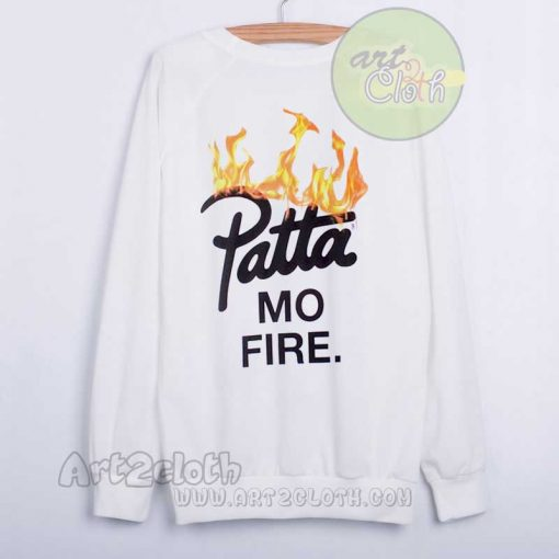 Patta Mo Fire Sweatshirt
