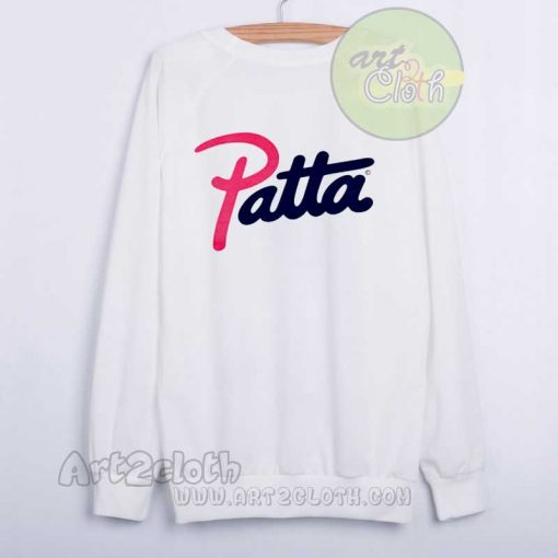 Patta Script Logo Sweatshirt