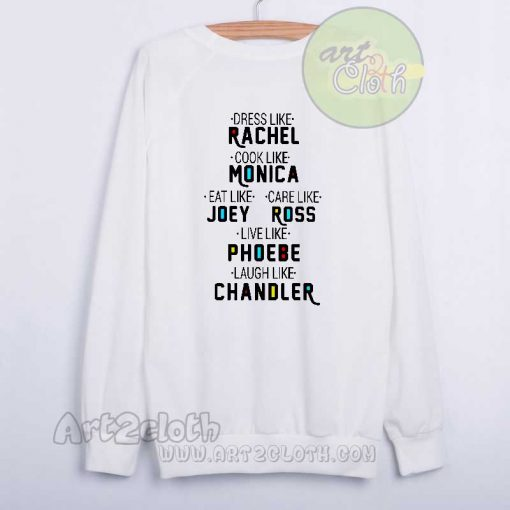 Buy Friends Tv Show Merchandise Sweatshirt