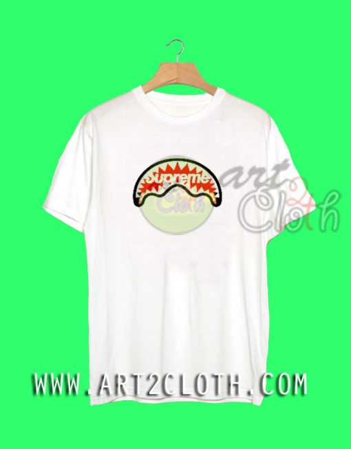 Itrendy Supape Supreme Bape T Shirt