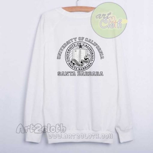 University Of California Santa Barbara Sweatshirt