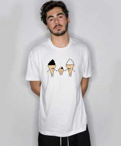 Ice Cream Happy Family T Shirt