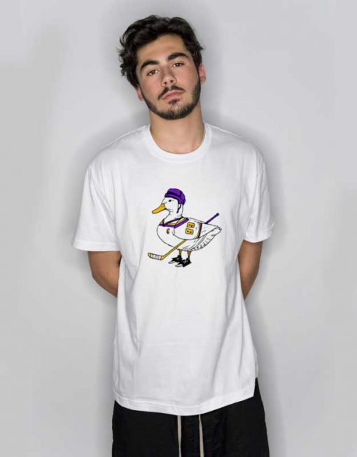Mighty Duck Hokey T Shirt