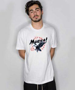 'Murica Eagle T Shirt