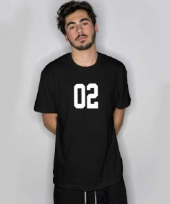 02 Numerical T Shirt