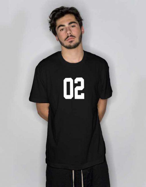 02 Numerical T Shirt