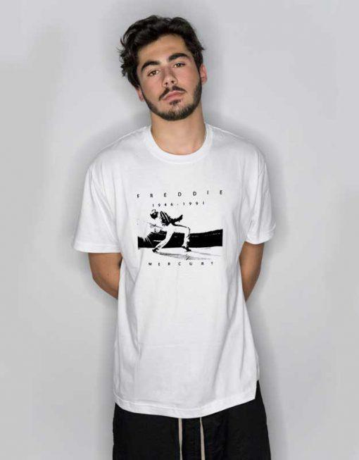 Freddie Mercury 1946 – 1991 T Shirt