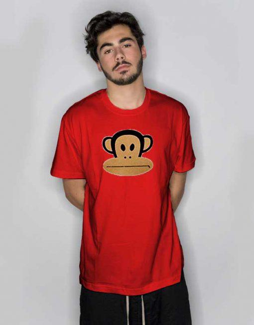 Paul Frank Zipper Julius Juniors Monkey T Shirt
