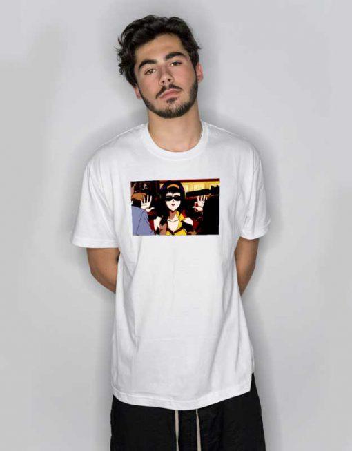 Faye Cowboy Bebop Aesthetic Anime T Shirt