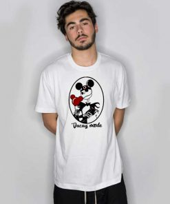 Jack Skellington Vacay Mode Mickey Mouse T Shirt