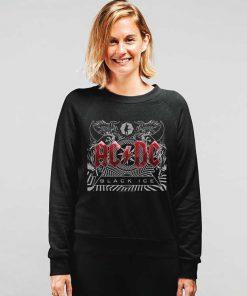 Acdc Black Ice Sweatshirt