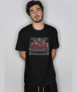 Acdc Black Ice T Shirt
