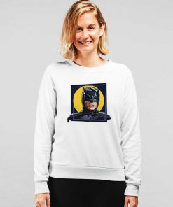 I'm Batman 1966 Sweatshirt