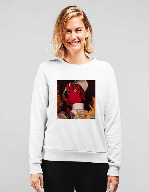 Post Malone Money Made Me Do It Sweatshirt