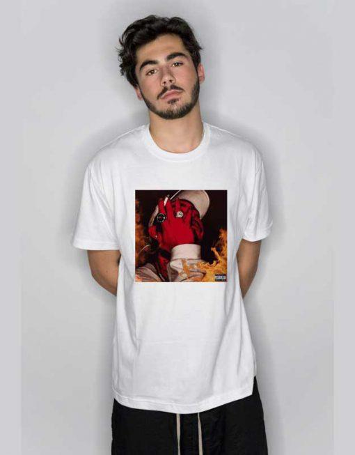 Post Malone Money Made Me Do It T Shirt