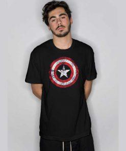 Avengers Captain America T Shirt