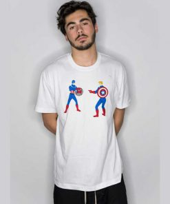 Captain America Endgame T Shirt