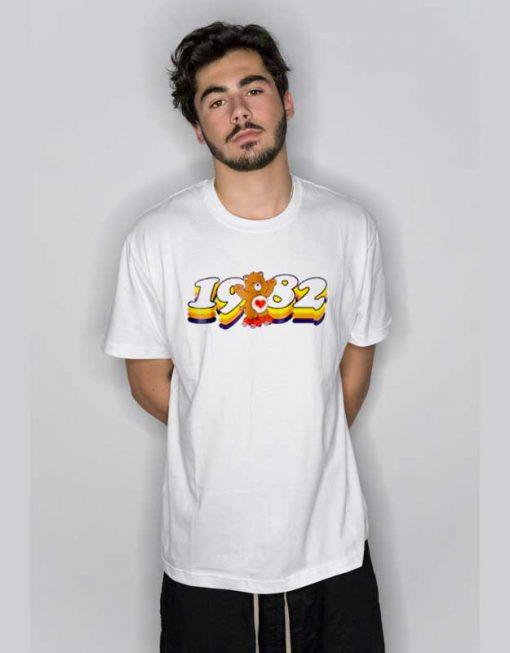 Care Bears 1982 T Shirt