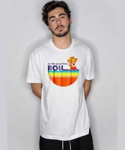 Care Bears Let The Good Times Roll T Shirt