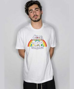 Care Bears Rainbow Skate T Shirt
