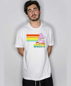 Care Bears Rainbow T Shirt