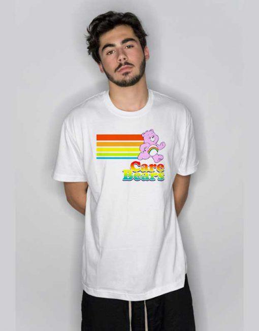 Care Bears Rainbow T Shirt