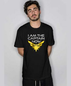 I Am The Captain Now T Shirt