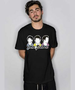 Jonas Brothers Star T Shirt