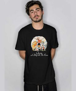 Queen A Day At The Races Album T Shirt