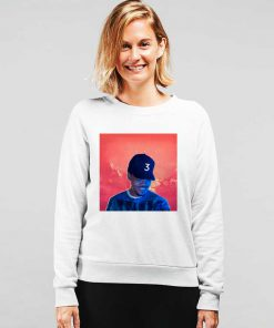 Chance The Rapper Coloring Book Sweatshirt