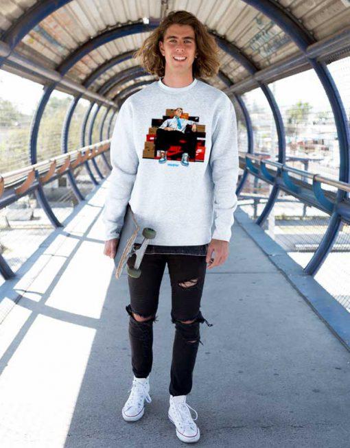 Al Bundy Shoe Connect Sweatshirt