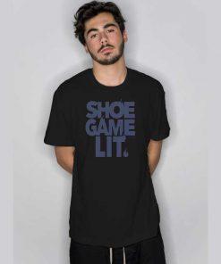 Jordan Shoe Game Lit T Shirt