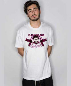 Pablo Escobar Plata O Plomo T Shirt